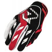 Acerbis MX-X1 Motocross guantes 2016 Negro Rojo S