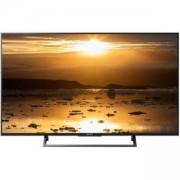 Телевизор Sony KD-43XE8005, 43 инча, 4K HDR TV BRAVIA, Edge LED, Android TV 6.0, Черен, KD43XE8005BAEP
