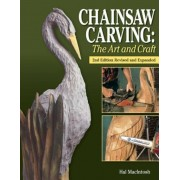 Chainsaw Carving: The Art and Craft, Paperback