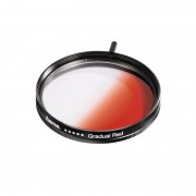 Filtru gradual rosu 58 mm