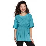 Bluză albastră Cosima XL