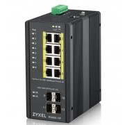 Zyxel RGS200-12P Switch 12 Porte Managed 8 Porte