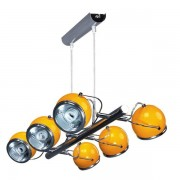 Lustra, Pendul modern cu 6 spoturi Ball 5009609 Spot Light