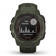 Smartwatch Garmin Instinct Solar, Tactical Edition, Moss