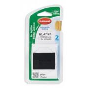 Hahnel HL-F126 batteria ricaricabile Ioni di Litio 1070 mAh 7,2 V