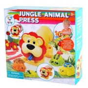 PlayGo Jungle Animal Press - Životinje iz džungle