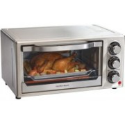 Hamilton Beach 50-Litre 6Q2HO47HNTXI Oven Toaster Grill (OTG)(Silver)