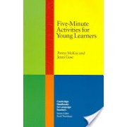 Five-Minute Activities for Young Learners (McKay Penny (Queensland University of Technology))(Paperback) (9780521691345)