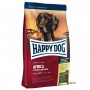Happy Dog Supreme Sensible Afryka - 12,5 kg