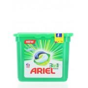 Ariel Detergent Capsule 3in1 22 buc Mountain spring