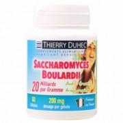 Thierry duhec Probiotiques Saccharomyces Boulardii : Conditionnement - 60 gélules