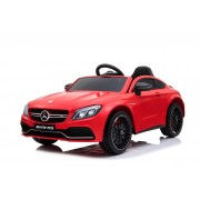Mercedes C63 AMG Licencirani Crveni (C63 AMG crveni)
