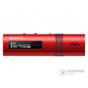 Sony NWZB183R.CEW MP3 player, crvena