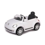 Jamara Kids Ride-on - VW Beetle, blanco