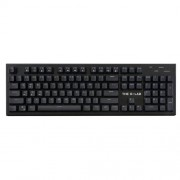 The G-Lab Teclado The G-Lab Keyz-Carbon/sp Usb Negro/azul