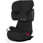 Cybex Solution X Pure Black Autostol - CYBEX Baby bilutrustning 512114010