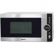 Cuptor cu microunde Beko MWC2010EX, 20 l, 700 W, Grill, Digital, Inox