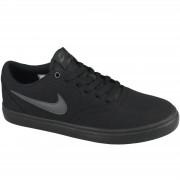 Pantofi sport barbati Nike Sb Check Solarsoft Canvas 843896-002