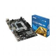 Motherboard H110M PRO-VH (1151/H110/DDR4)