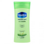 Vaseline Intensive Care Aloe Soothe лосион за тяло 200 ml за жени