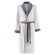 Boss Home - Kimono Coton Peigné 420 g/m² Ice M - Lord