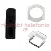 Apple (Compatibile - Grado A) - Retina altoparlante con supporti per iPhone 5/5c/5s