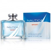 Nautica fragancia para caballero nautica voyage sport eau de toilette 100 ml