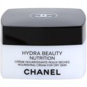Chanel Hydra Beauty crema nutritiva para pieles muy secas 50 g