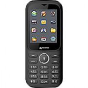 Micromax X713 Dual SIM Basic Phone (Grey)