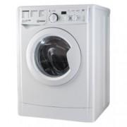 Перална машина Indesit EWSD 61252W, клас A++, 6 кг. капацитет, 1200 оборота в минута, 16 програми, свободностояща, 60 cm. широчина, Eco Time, LED дисплей, бяла