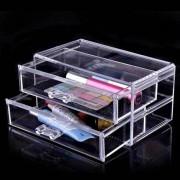 Smink/smyckesbox – 2 lådor