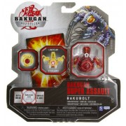 BakuBolt Pyrus: Bakugan Super Assault - Bakugan Gundalian Invaders Series CP747