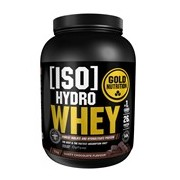 Iso hydro whey proteina isolada sabor chocolate 1kg - Gold Nutrition