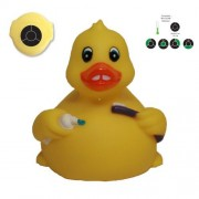 Rubber Ducks Family Temperature Pearly White Rubber Duck, Waddlers Brand Bathtub Toy N Baby Safe Bath Tool 4 Water Temperature Sensors, Baby Shower Birthday Christmas All Departments Gift