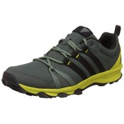 adidas Men's Tracerocker Utiivy, Cblack and Unilim Trekking and Hiking Boots - 7 UK/India (40.67 EU)