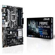 Asus Prime H270-Plus Gaming Moederbord socket 1151 (ATX, Intel H270, Kabylake, 4x DDR4-geheugen, USB 3.0, M.2-interface)