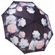 Blooming Brollies Doamnelor pliere complet auto matic umbrela Galleria Vintage Rose GFFVR