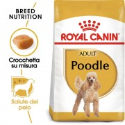 Royal Canin Breed Royal Canin Poodle Adult (barbone) - 7,5 kg