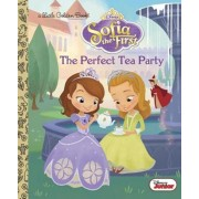 The Perfect Tea Party (Disney Junior: Sofia the First), Hardcover