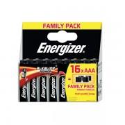 Energizer Max+ Power Energizer E300171600 - 383184 aaa - ministilo - Confezione 16 - E300171600