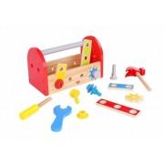 Tooky Toy Деревянная игрушка Tooky Toy Набор Ящик с инструментами