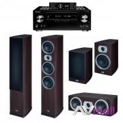 Pachet Receiver AV Pioneer VSX-1131 + Boxe Heco Victa Prime 702 + Boxe Heco Victa Prime 302 + Boxa Heco Victa Prime Center 102