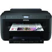 Epson Approfitta Di Questa Stampante A Getto D'Inchiostro A3, Conveniente E Di Alta Qualità, Dotata Di Due Vassoi Per La Carta, Che Consente La Stampa