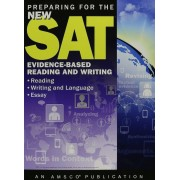 Preparing for the New SAT: Evidence-Based Reading and Writing, Paperback