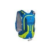 Mochila De Hidratação Ultra 10 2 Litros Azul E Verde Para Trail Running - Camelbak 750260