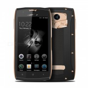 BLACKVIEW BV7000 Android 6.0 Smartphone con 2GB RAM ROM de 16GB - Oro