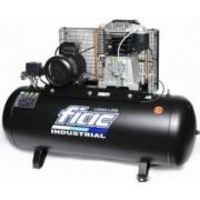 Compresor cu piston FIAC INDUSTRIAL Italia AB200-3F LONG LIFE 380V rezervor 200l debit 400lmin 10 bar