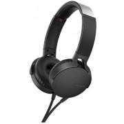Casti Stereo Sony MDR-XB550APB, Extra Bass (Negru)