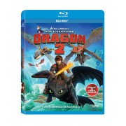 How to train your Dragon 2:Cate Blanchett,Gerard Butler - Cum sa iti dresezi dragonul 2 (DVD)