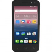"Telefon mobil Alcatel 4034D Pixi 4 Dual Sim 3G, 4"", RAM 512MB, Stocare 4GB, Camera 2MP/VGA, Black"